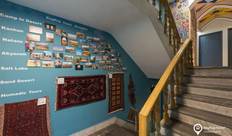 ragrug--hostel-first Specialty Lodging in isfahan